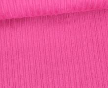 Stretchcord - Breitcord - elastisch - Uni - Pink