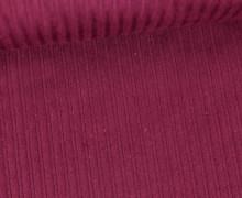 Stretchcord - Breitcord - elastisch - Uni - Bordeaux