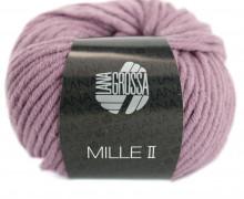 1 Wollgarn - Mille II - 55m - Lana Grossa - Malve (066)