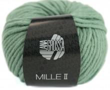 1 Wollgarn - Mille II - 55m - Lana Grossa - Lichtgrün (116)