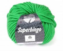 1 extrafeine Merinowolle - Superbingo - 55m - Lana Grossa - Grasgrün (309)