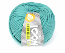 1 Garn - Mc Wool - Cotton Mix 80 - 80m - Lana Grossa - Aqua (521)