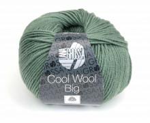 1 extrafeine Merinowolle - Cool Wool Big - 120m - Lana Grossa - Pastellgrün (667)