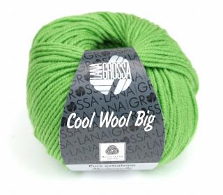 1 extrafeine Merinowolle - Cool Wool Big - 120m - Lana Grossa - Grün (941)