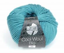 1 extrafeine Merinowolle - Cool Wool Big - 120m - Lana Grossa - Aqua (910)