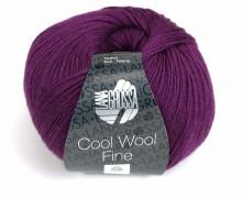 1 extrafeine Merinowolle - Cool Wool Fine - 300m - Lana Grossa - Violett (005)
