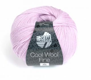 1 extrafeine Merinowolle - Cool Wool Fine - 300m - Lana Grossa - Lavendel (004)