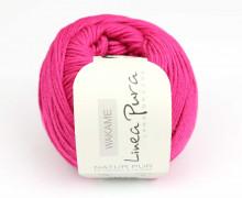 1 Garn - Linea Pura - Wakame - 125m - Sea Cell - Lana Grossa - Pink (038)