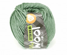 1 Garn - Mc Wool - Cotton Mix 80 - 80m - Lana Grossa - Lindgrün (529)