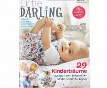 Zeitschrift - Little Darling - 29 Kinderträume - Größen von 68-122