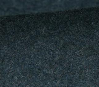 Wolle - Walkstoff - Uni - Dunkelblau Meliert