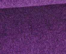 Wolle - Walkstoff - Uni - Malve