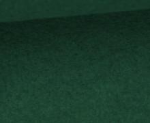 Wolle - Walkstoff - Uni - Tannengrün