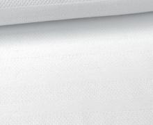 Stoff - Streifen - Karos - Everyway -  Milliblus - Weiß