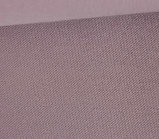 Möbel / Deko Velours mit leichter Cordoptik - Uni - Altrosa Pastell