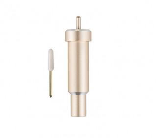 Cricut Premium Fine Point Blade mit Gehäuse - Präzisionsklinge - 1,1mm - Schneidemesser - Schneideplotter - Plotter