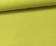 Sommersweat Moin - Uni - 160cm - Green Oasis - Limettengrün