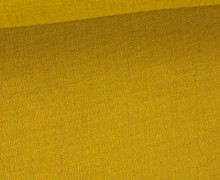Musselin Lotta - Muslin - Double Gauze - 130gr - Schnuffeltuch - Windeltuch - Senfgelb Dunkel