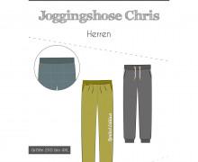 Schnittmuster - Jogginghose Chris - Herren - 2XS-XL - Fadenkäfer