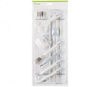 Cricut Werkzeugset - Essential Tool Set - Blue - Kreativplotter - Schneideplotter - Plotter