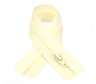 1 Polyesterreißverschluss - 20cm - Nicht Teilbar - Hochwertig - Prym - Vanille (089)