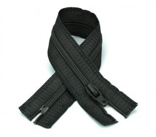 1 Polyesterreißverschluss - 22cm - Nicht Teilbar - Hochwertig - Prym - Khaki (002)