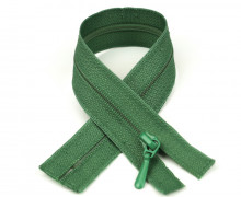1 Polyesterreißverschluss - 40cm - Nicht Teilbar - Nahtfein -  Hochwertig - Prym - Meergrün (475)