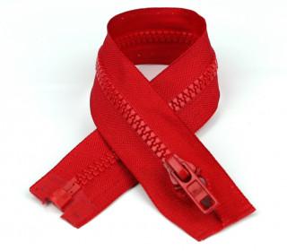1 Reißverschluss - 35cm - Teilbar - Hochwertig - Prym - Rot (722)