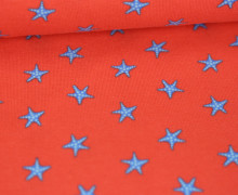 Jersey - Seestern - Starfish - Colourful Things - Orangerot
