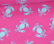 Jersey - Krabben - Crabs - Colourful Things - Pink