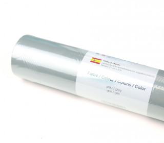 Glänzende Vinylfolie - 21x300cm - Grau