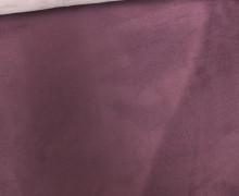 Kunstleder - Alaska - Double Face - Velours - Flieder/Aubergine