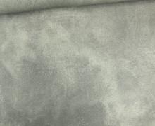 Kunstleder - Cuir - Retro Used-Look - Grau