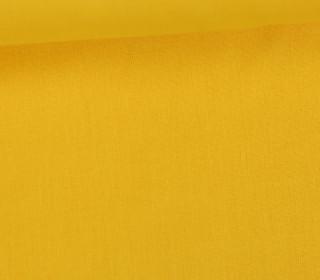 Schöner Baumwollstoff - Uni - 140cm - Maisgelb