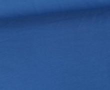 Jersey - Uni - Meerblau