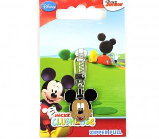 1 Zipper Anhänger - Metall - Hochwertig - Prym - Disney - Mickey Mouse - Bunt