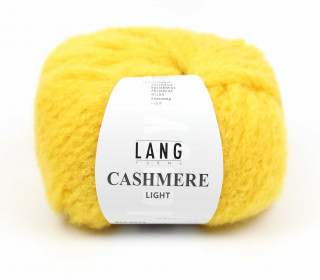 Strickgarn - LANGYARNS CASHMERE Light - 85m - Maisgelb (950.0014)