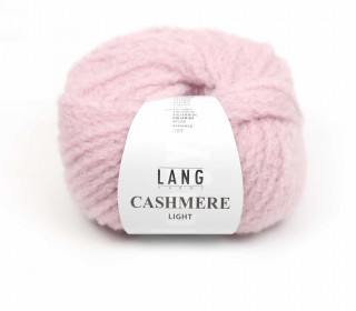 Strickgarn - LANGYARNS CASHMERE Light - 85m - Pastellrosa (950.0009)