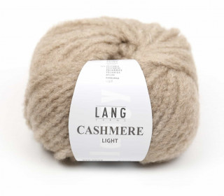 Strickgarn - LANGYARNS CASHMERE Light - 85m - Sand (950.0039)
