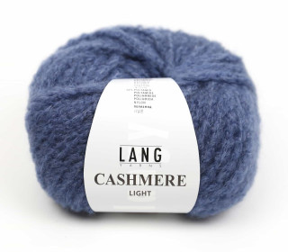 Strickgarn - LANGYARNS CASHMERE Light - 85m - Jeansblau (950.0034)