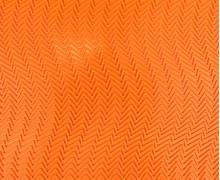 Sohlenplatte - 4mm - Sohle für DIY Projekte - Laufschuhe, Flipflop, Barfußschuhe, Sandalen, Huarachas  - Schuhe selbermachen - Orange (271)