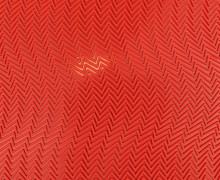 Sohlenplatte - 4mm - Sohle für DIY Projekte - Laufschuhe, Flipflop, Barfußschuhe, Sandalen, Huarachas  - Schuhe selbermachen - Rot (289)