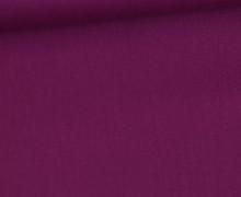 Baumwollstoff - Uni - 150cm - Himbeere