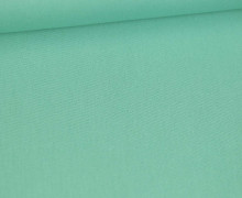 Baumwolle - Webware - Uni - 150cm - Blassgrün