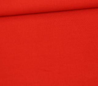 Stoff - Cretonne - Baumwolle - Uni - 145cm - Rot