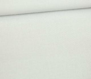 Stoff - Cretonne - Baumwolle - Uni - 145cm - Hellgrau
