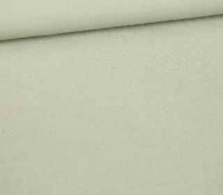 Stoff - Cretonne - Baumwolle - Webware - Uni - 145cm - Lichtgrün