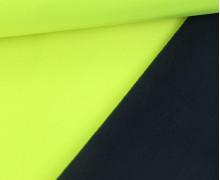 Softshell - Uni - Fleece - Neon - Gelb