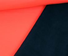 Softshell - Uni - Fleece - Neon - Rot
