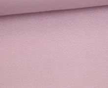 Canvas Stoff - feste Baumwolle - Uni - Flieder